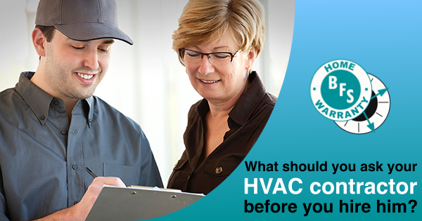 What Should You Ask Your Hvac Contractor Before You Hire