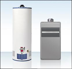 Traditional Or Tankless Water Heater Broward Factory